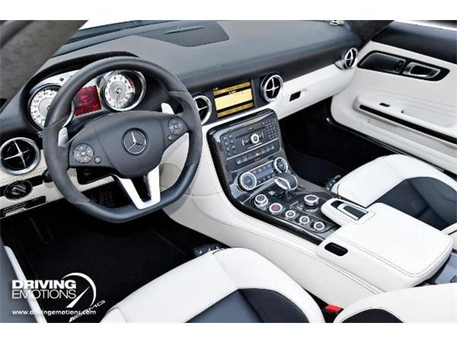 2012 Mercedes-Benz SLS AMG (CC-1428656) for sale in West Palm Beach, Florida