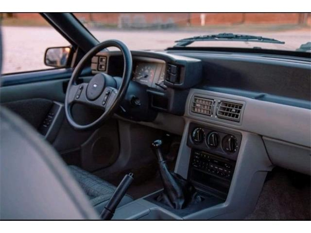 1988 Ford Mustang (CC-1428664) for sale in Mundelein, Illinois