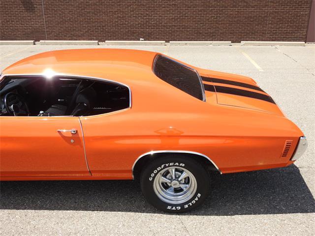 1971 Chevrolet Chevelle (CC-1428668) for sale in O'Fallon, Illinois
