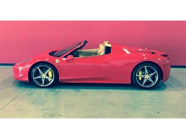 2014 Ferrari 458 (CC-1428682) for sale in Cadillac, Michigan