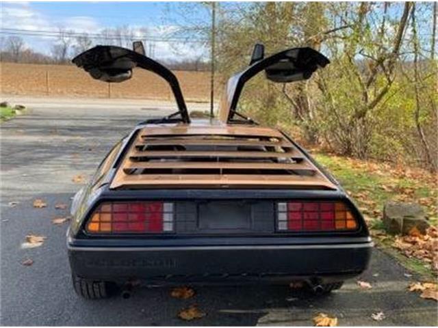 1981 DeLorean DMC-12 (CC-1428684) for sale in Cadillac, Michigan