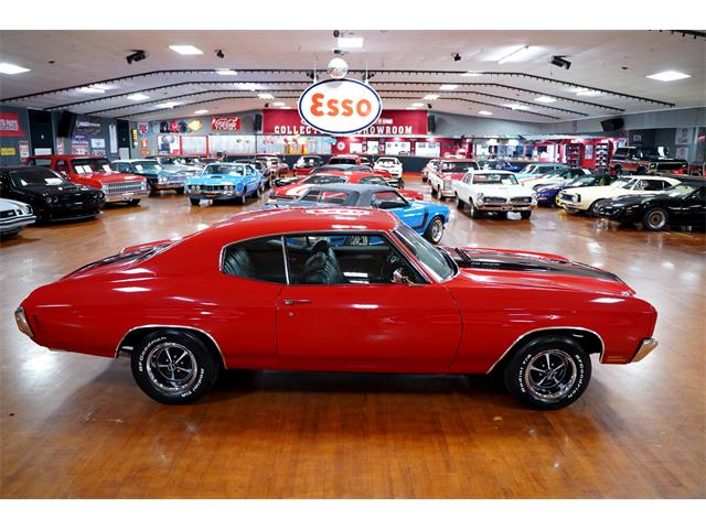 1970 Chevrolet Chevelle (CC-1428696) for sale in Homer City, Pennsylvania