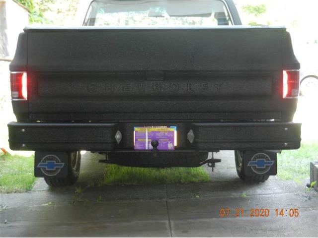 1980 Chevrolet C10 (CC-1428699) for sale in Cadillac, Michigan
