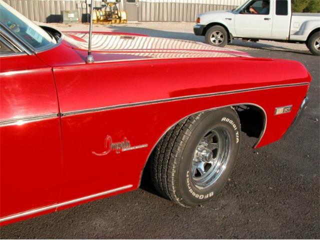 1968 Chevrolet Impala (CC-1428701) for sale in Cadillac, Michigan