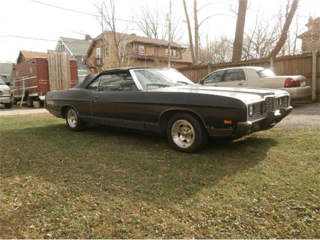 1972 Ford LTD (CC-1428706) for sale in Cadillac, Michigan