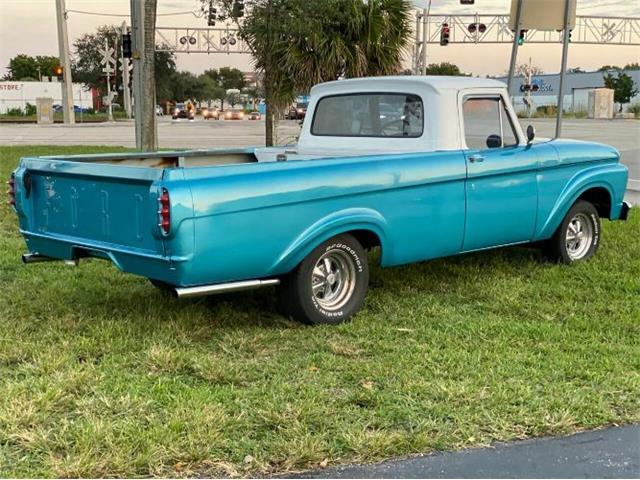 1962 Ford F100 (CC-1428708) for sale in Cadillac, Michigan