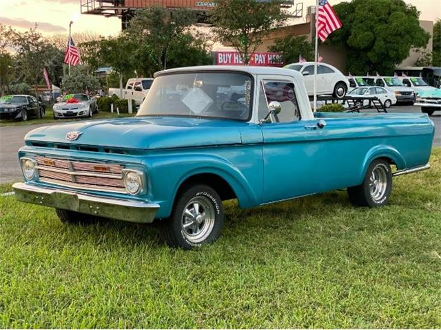 1962 Ford F100 (CC-1428708) for sale in Cadillac, Michigan
