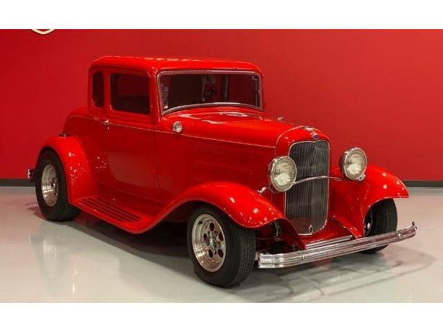 1932 Ford Coupe (CC-1428710) for sale in Cadillac, Michigan