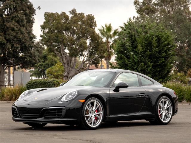 2018 Porsche 911 (CC-1428715) for sale in Marina Del Rey, California