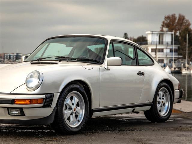 1987 Porsche 911 Carrera (CC-1428719) for sale in Marina Del Rey, California