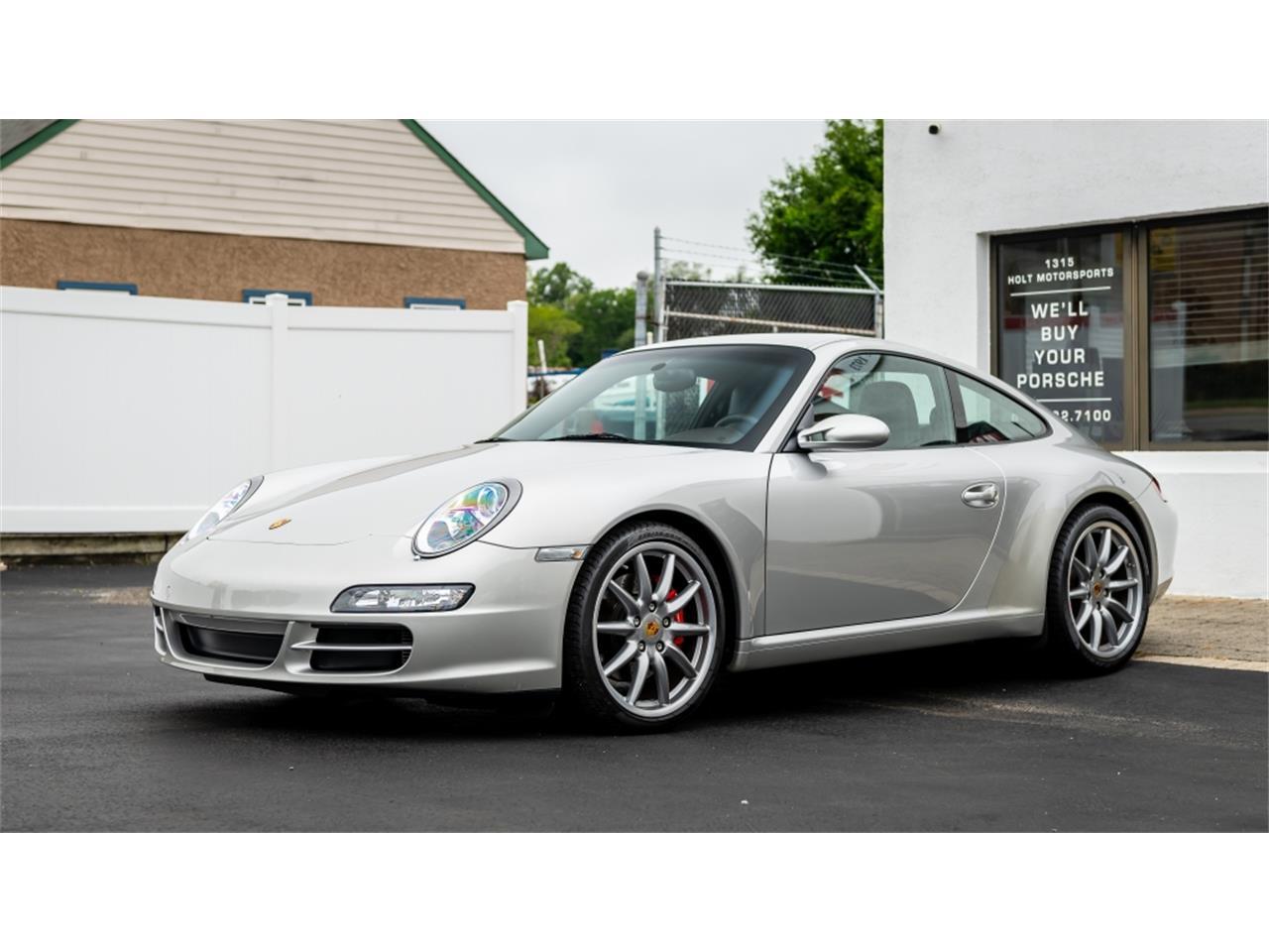 2008 Porsche Carrera S (CC-1420872) for sale in West Chester, Pennsylvania