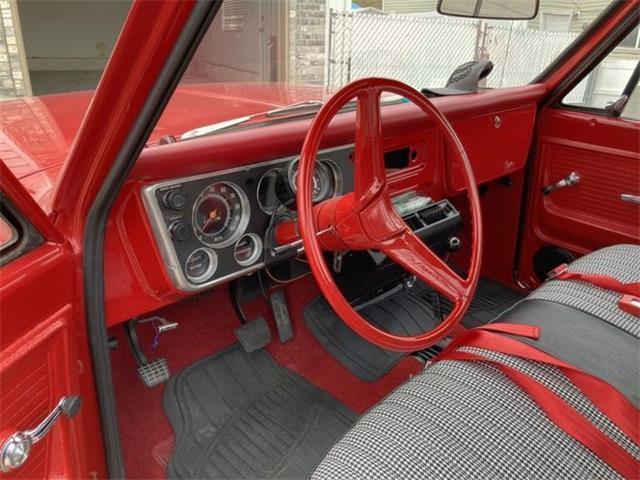 1972 GMC 1500 (CC-1428721) for sale in Cadillac, Michigan