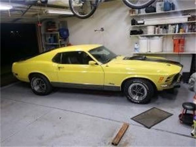 1970 Ford Mustang (CC-1428724) for sale in Cadillac, Michigan
