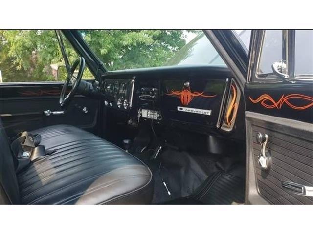 1968 Chevrolet K-10 (CC-1428725) for sale in Cadillac, Michigan
