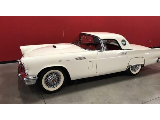 1957 Ford Thunderbird (CC-1428728) for sale in Cadillac, Michigan