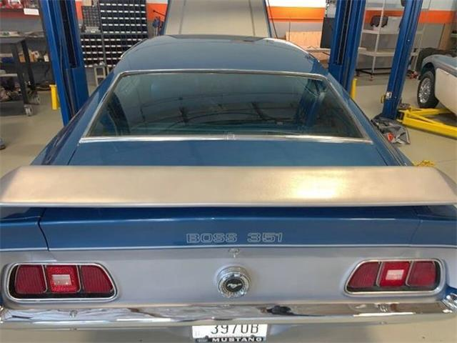 1971 Ford Mustang (CC-1428729) for sale in Cadillac, Michigan