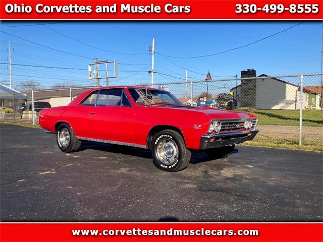1967 Chevrolet Chevelle SS (CC-1428746) for sale in North Canton, Ohio
