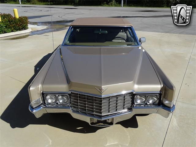 1969 Cadillac DeVille (CC-1428747) for sale in O'Fallon, Illinois