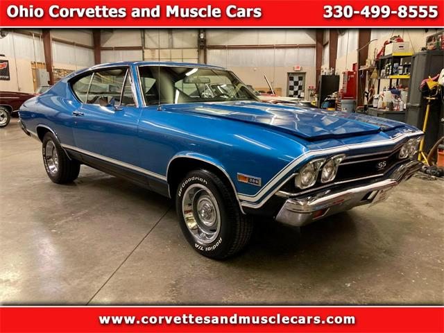 1968 Chevrolet Chevelle SS (CC-1428748) for sale in North Canton, Ohio