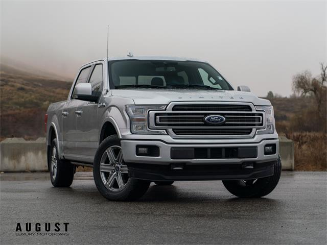 2018 Ford F150 (CC-1428754) for sale in Kelowna, British Columbia
