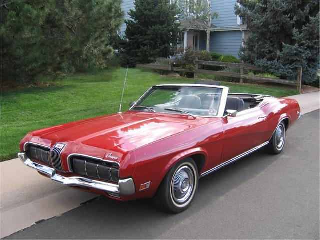 1970 Mercury Cougar XR7 (CC-1428758) for sale in Littleton, Colorado