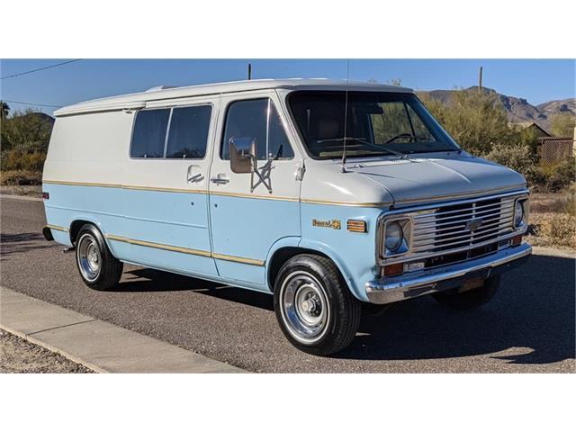 1977 Chevrolet G10 Van (CC-1428762) for sale in Cave Creek, Arizona