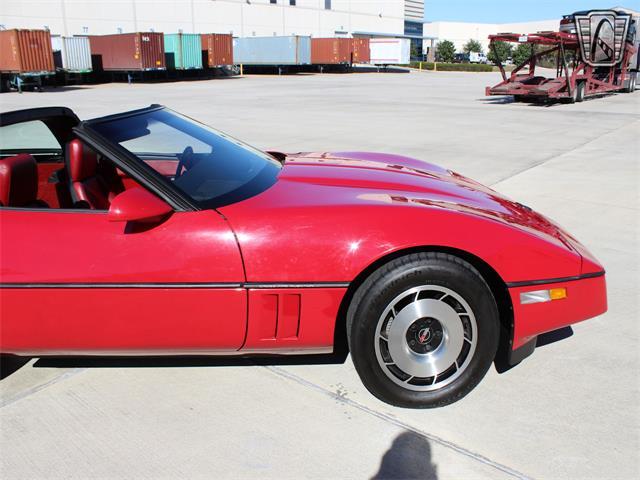 1984 Chevrolet Corvette (CC-1428767) for sale in O'Fallon, Illinois