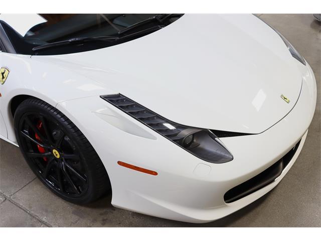 2012 Ferrari 458 (CC-1428768) for sale in San Carlos, California