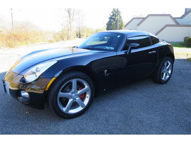 2009 Pontiac Solstice (CC-1428774) for sale in Milford City, Connecticut