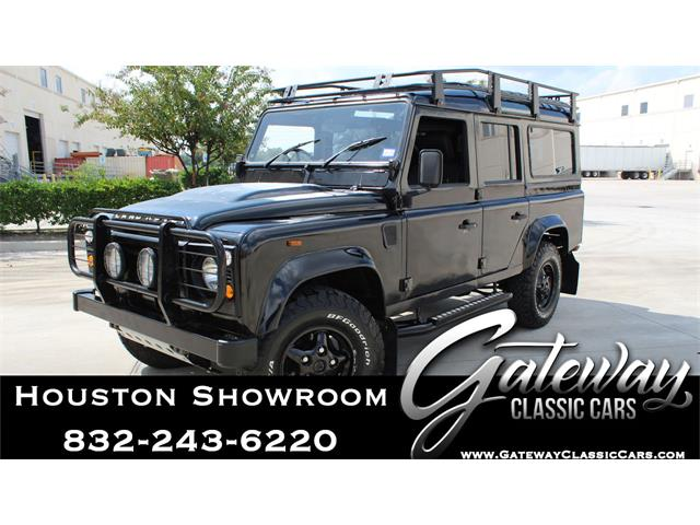 1990 Land Rover Defender (CC-1428779) for sale in O'Fallon, Illinois