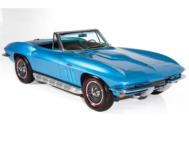 1966 Chevrolet Corvette (CC-1428783) for sale in Des Moines, Iowa