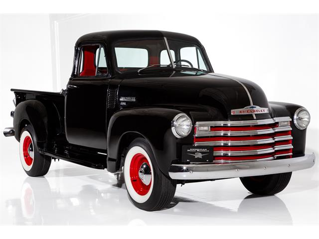 1951 Chevrolet Pickup (CC-1428785) for sale in Des Moines, Iowa