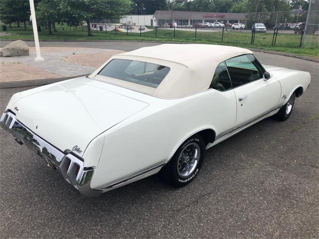 1970 Oldsmobile Cutlass Supreme (CC-1428789) for sale in Milford City, Connecticut