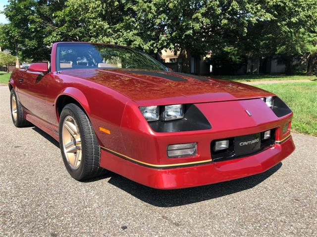 1987 Chevrolet Camaro (CC-1428791) for sale in Milford City, Connecticut