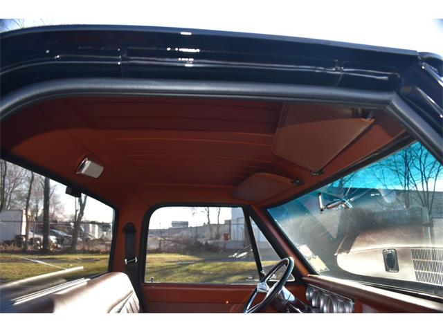 1972 Chevrolet C10 (CC-1428792) for sale in Elkhart, Indiana