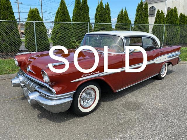 1957 Pontiac 2-Dr Coupe (CC-1428797) for sale in Milford City, Connecticut