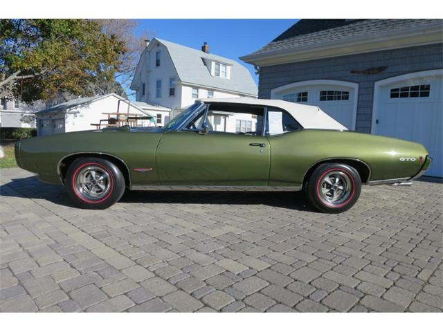 1968 Pontiac GTO (CC-1428798) for sale in Milford City, Connecticut