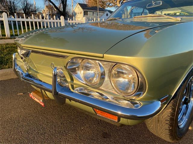 1969 Chevrolet Corvair (CC-1428805) for sale in Milford City, Connecticut