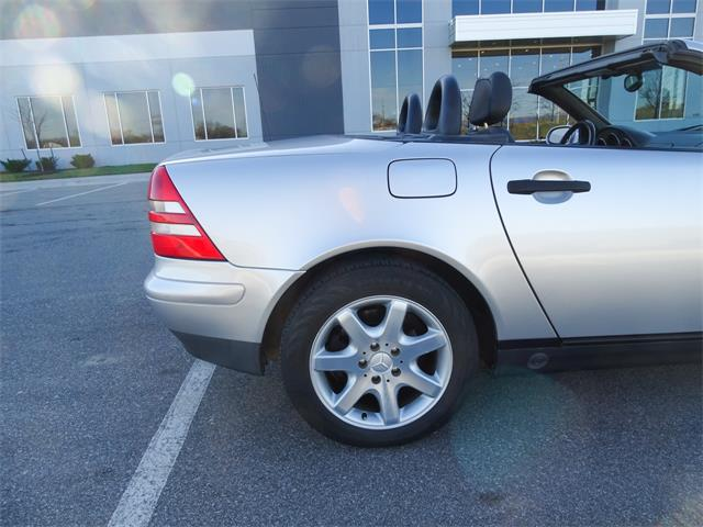 1999 Mercedes-Benz SLK230 (CC-1428807) for sale in O'Fallon, Illinois