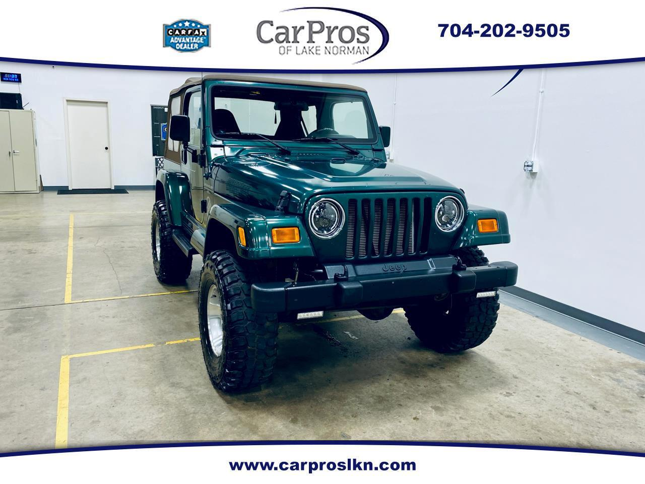 for sale 2000 jeep wrangler in mooresville, north carolina cars - mooresville, nc at geebo