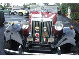 1952 MG TD (CC-1420882) for sale in Lantana, Florida