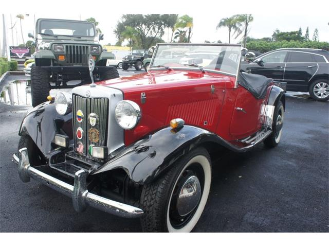 1952 MG TD (CC-1420882) for sale in Lantana, Florida