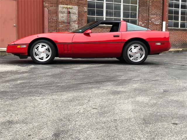 1989 Chevrolet Corvette (CC-1428827) for sale in Saint Charles, Missouri