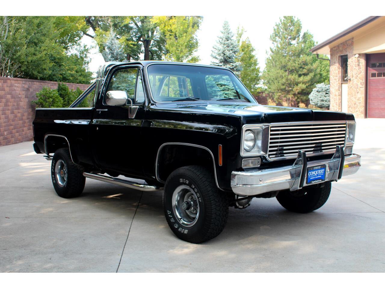 1977 Chevrolet K-10 (CC-1420883) for sale in Greeley, Colorado