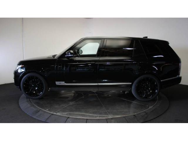 2017 Land Rover Range Rover (CC-1428832) for sale in Anaheim, California
