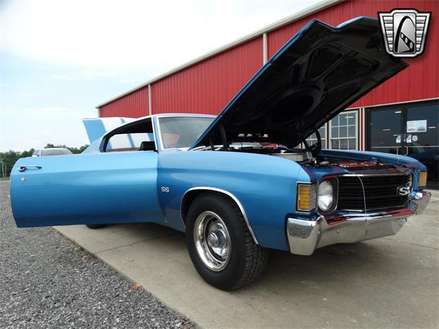 1972 Chevrolet Chevelle (CC-1428834) for sale in O'Fallon, Illinois