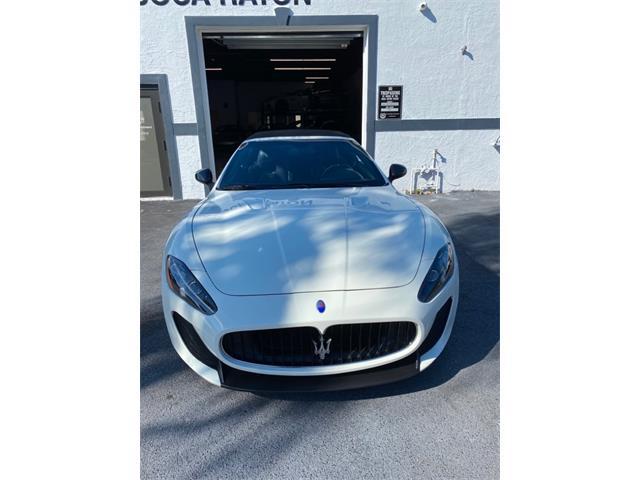 2014 Maserati GranTurismo (CC-1428843) for sale in Boca Raton, Florida