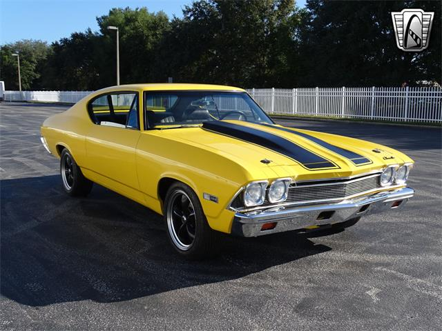 1968 Chevrolet Chevelle (CC-1428894) for sale in O'Fallon, Illinois