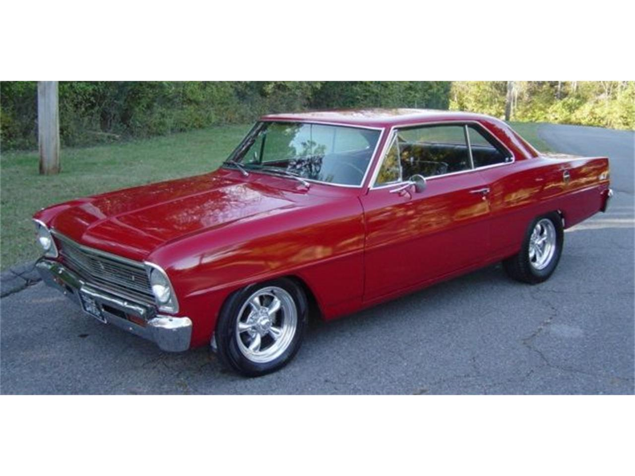 1966 Chevrolet Chevy II Nova (CC-1420890) for sale in Hendersonville, Tennessee