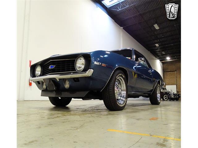 1969 Chevrolet Camaro (CC-1428900) for sale in O'Fallon, Illinois